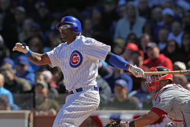 Projecting Marlon Byrd Trade Destinations for the Chicago Cubs