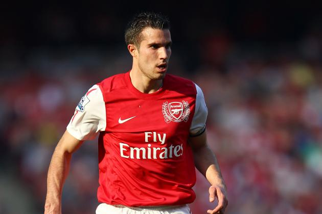 Robin van Persie: 4 Reasons the Dutchman Should Be the PFA Player of the Year