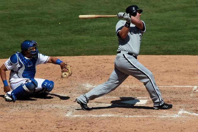 Adam Dunn, 4 Other Chicago White Sox Opening Day Observations