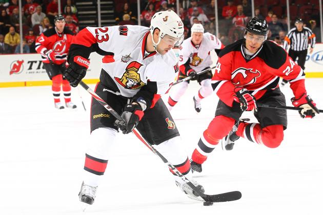 New Jersey Devils: 4 Goals for the Last Game of the Season