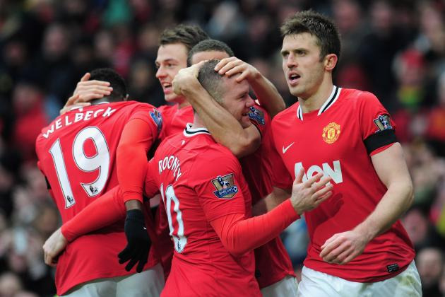 Manchester United: Ranking the 10 Most Important Players in the Title Race