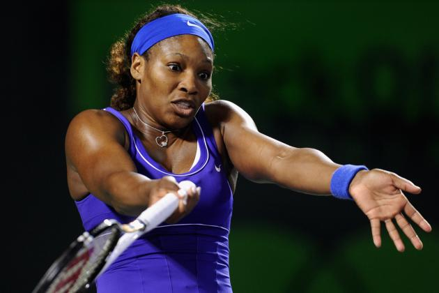 Serena Williams and 15 Most Shocking In-Match Temper Tantrums