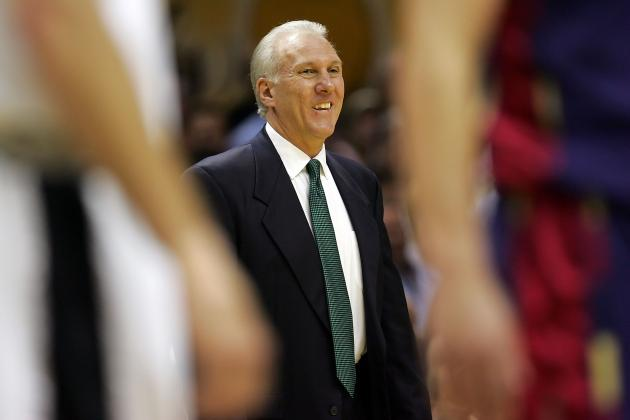 NBA: Gregg Popovich and the Best System Coaches