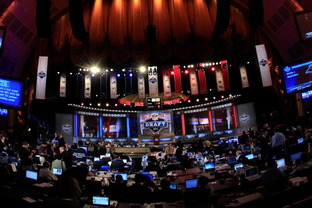 Detroit Lions Mock Draft: The Latest Full 7-Round Predictions