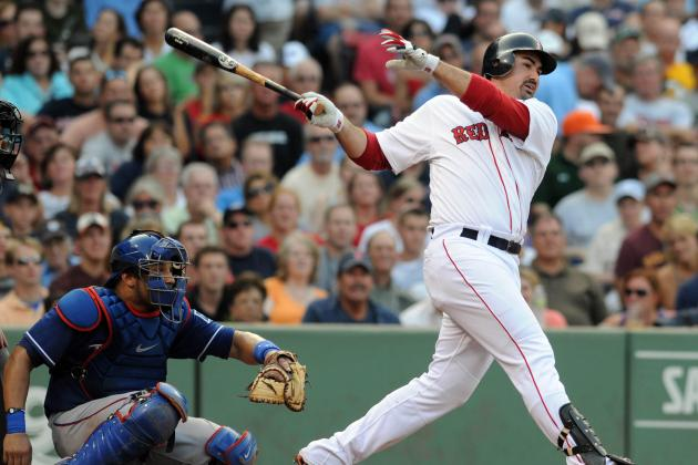 Adrian Gonzalez: 5 Reasons Boston's Slugger Will Win the Triple Crown in 2012