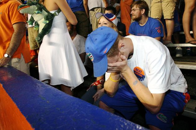 College Football 2012: 12 Teams That Might Not Win a League Game This Season