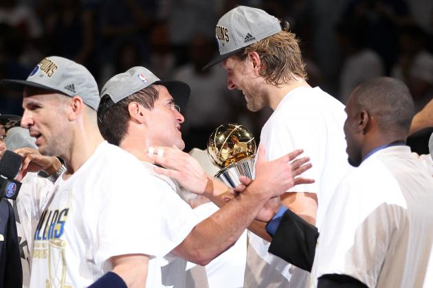 2012-2013 Dallas Mavericks: Who Will Play with Dirk Nowitzki Next Season?