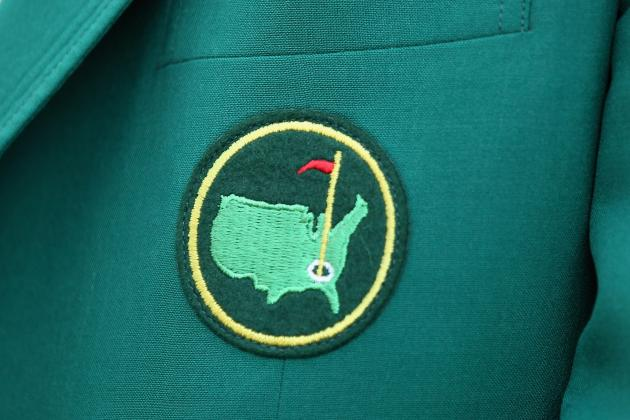 Masters 2012: Grading the Top Fashion Statements for Rounds 1 and 2
