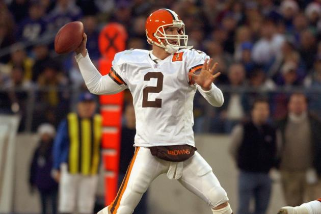 10 Biggest Draft Mistakes in Cleveland Browns History