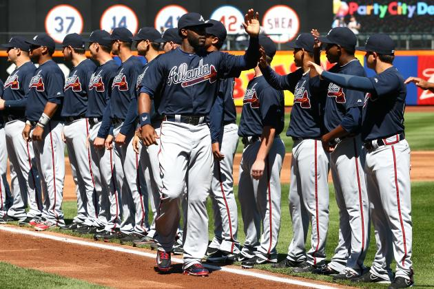 Atlanta Braves 2012 Season: 5 Initial Observations