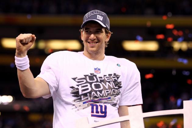 Eli Manning and 5 Other Players the New York Giants Can't Afford to Lose in 2012