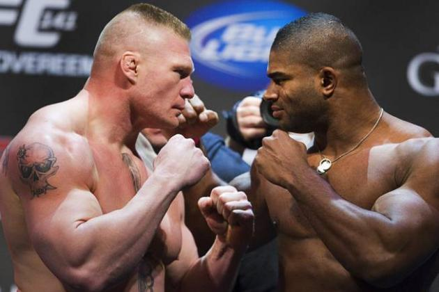 Heels: Alistair Overeem, Brock Lesnar and MMA's 20 Biggest Bad Guys