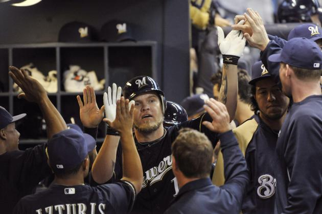 Milwaukee Brewers: 10 Reasons Brew Crew Will Walk Away with NL Central in 2012