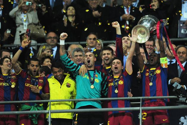 Barcelona and the 10 Most Dominant UEFA Champions League Victors Ever