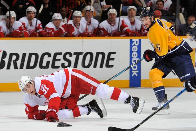 NHL Playoff Predictions: 5 Reasons the Detroit Red Wings Need Miracle in Round 1
