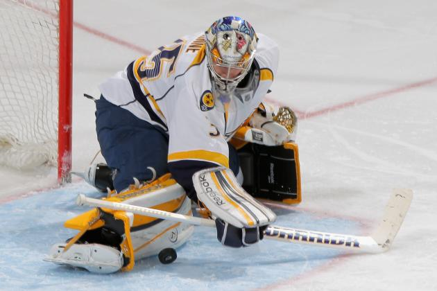 NHL Playoffs 2012: 5 Goalies That Can Steal a Series