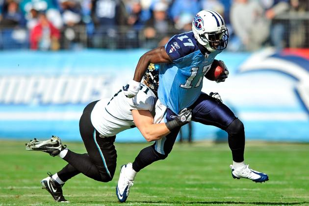 Tennessee Titans: Five Reasons Receiver Damian Williams Will Improve in 2012
