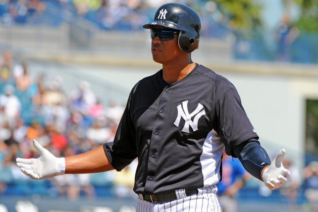 New York Yankees: 3 Reasons to Expect an Alex Rodriguez Collapse in 2012