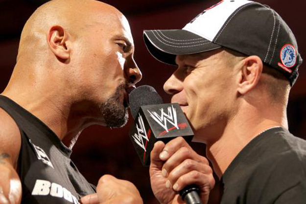 John Cena vs. the Rock: The 15 Greatest Moments from Their WrestleMania Feud