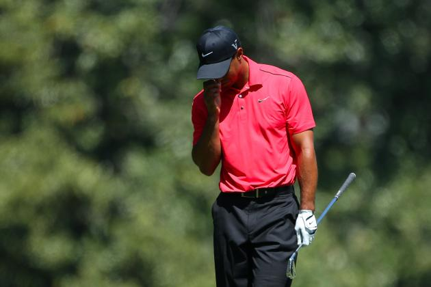 Masters 2012: 3 Red Flags That Tiger Woods Won't Be No. 1 in 2012