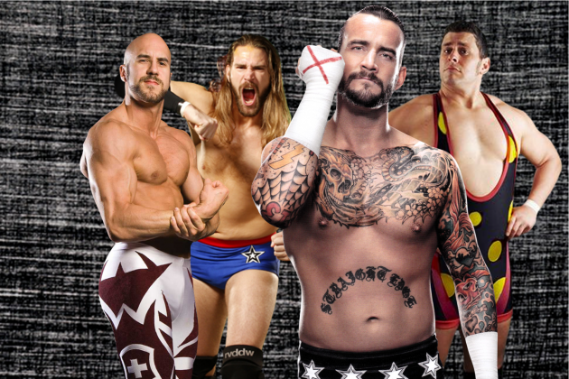 WWE: Stables and Tag Teams of the Future?