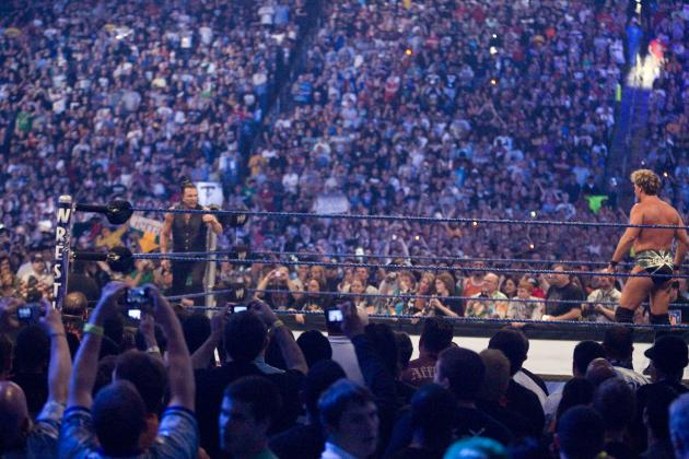 WWE: Wrestling's Top 10 Greatest Entrances of All Time
