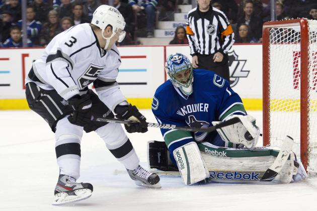 NHL Stanley Cup Playoffs: 13 Biggest  Matchups to Watch in Canucks-Kings Series