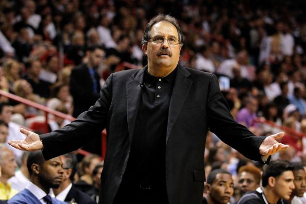 NBA Speculation: 5 Teams That Would Be Ideal Fit for Stan Van Gundy