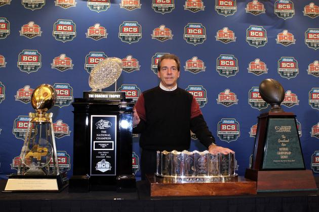 College Football Rankings: Predicting Where 2011's Final Top 25 Will Start 2012