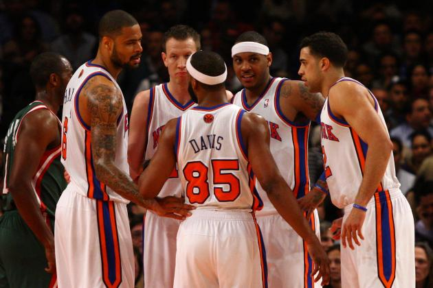 4 Things That Could Ruin the New York Knicks' Playoff Hopes