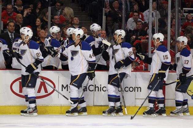 St. Louis Blues: 5 Reasons Why They Became the Best Team in the NHL