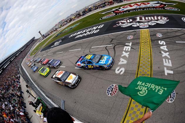 Fantasy NASCAR Picks for Samsung Mobile 500 at Texas