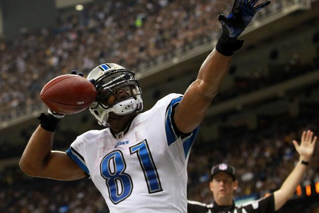 Calvin Johnson and 2 NFL WRs Who Will Underachieve in 2012
