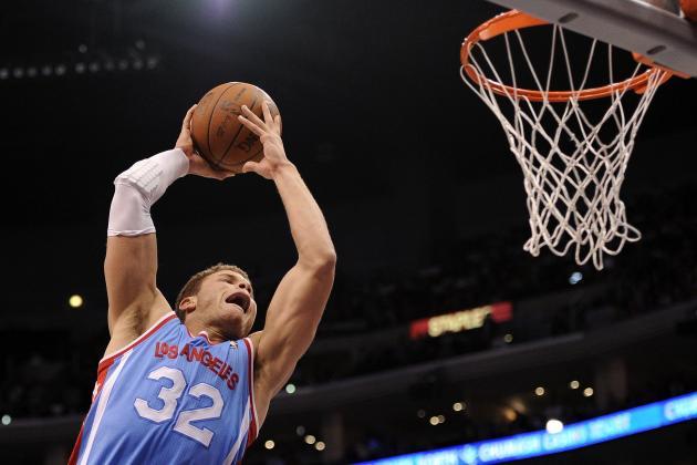 Top 10 Dunks of the NBA Season so Far
