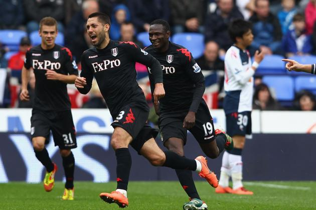 Clint Dempsey Rumors: 4 Reasons the Fulham Star Should Stay at Craven Cottage