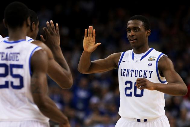 NBA Draft 2012: 5 Players Who Can Fix the Sixers' Scoring Woes