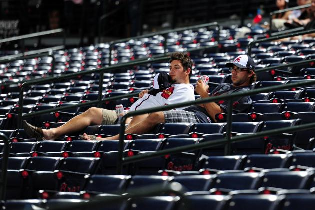 5 Reasons Atlanta Braves Fans Should Overreact to Slow Start