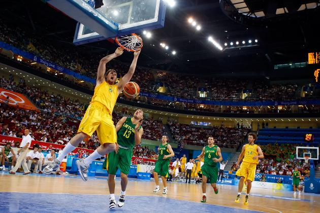Australia Olympic Men's Basketball Team 2012: Updated News, Roster & Analysis