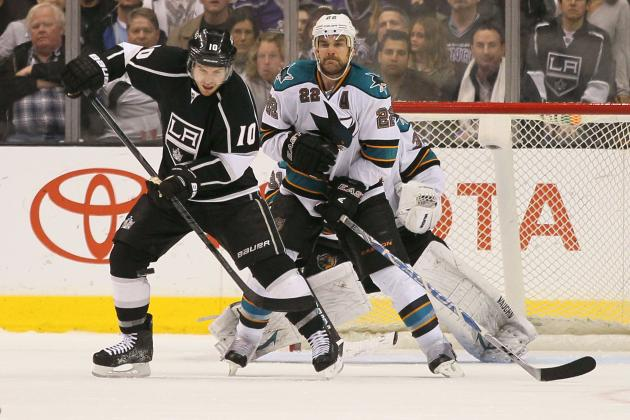San Jose Sharks Sweep L.A. Kings: 7 Reasons It Proves Nothing