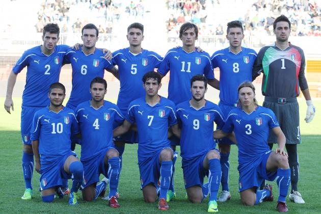 10 Future Stars of Italian Soccer