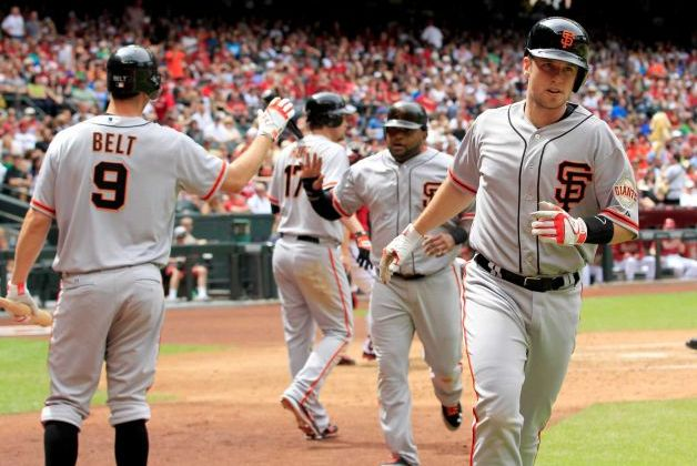 San Francisco Giants: 10 Biggest Differences from Last Season