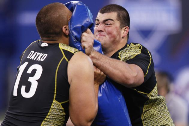 Miami Dolphins Draft 2012: 5 Reasons the Miami Dolphins Draft David DeCastro