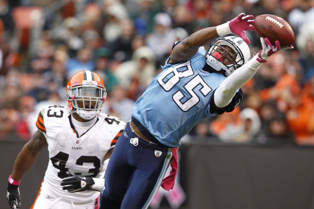 NFL Draft 2012: 5 Areas of Immediate Needs for Titans