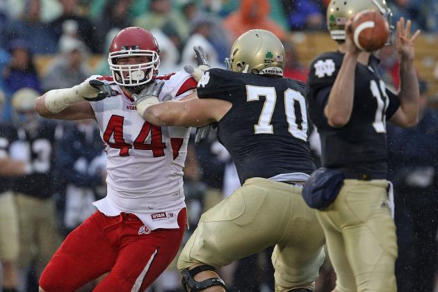 Notre Dame Football: Nothing Can Happen to These 5 Players in 2012