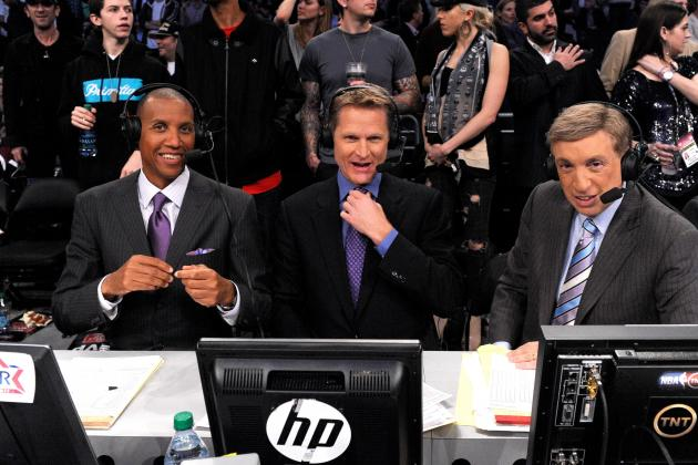 Power Ranking the March Madness Announcers
