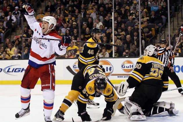 NHL Playoffs 2012: 8 Most Important Players in the Bruins vs Capitals Series