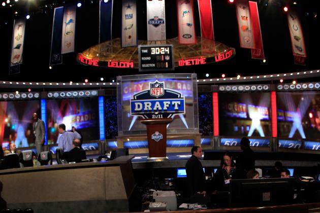 Ranking 10 Players the Philadelphia Eagles Are Most Likely to Draft