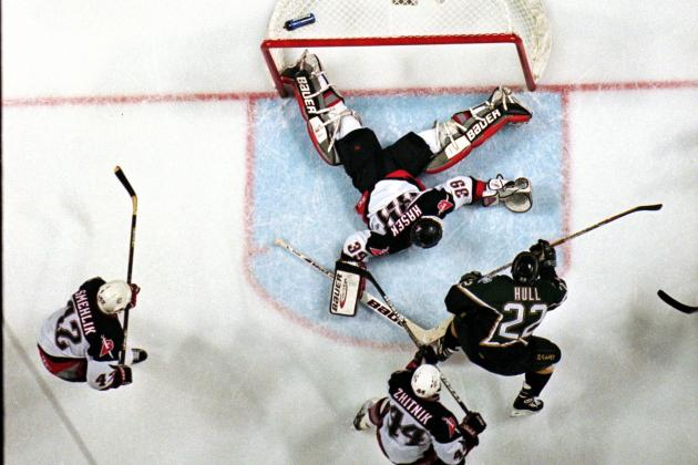 Five Most Controversial Goals in NHL Playoff History