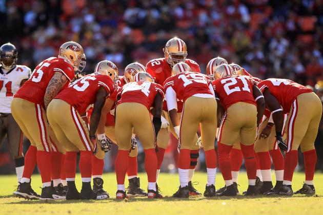 San Francisco 49ers: 5 Reasons Why the Red Zone Offense Will Improve