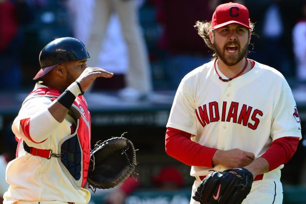 Cleveland Indians: 5 Bold Predictions for the Tribe's 1st Month Back